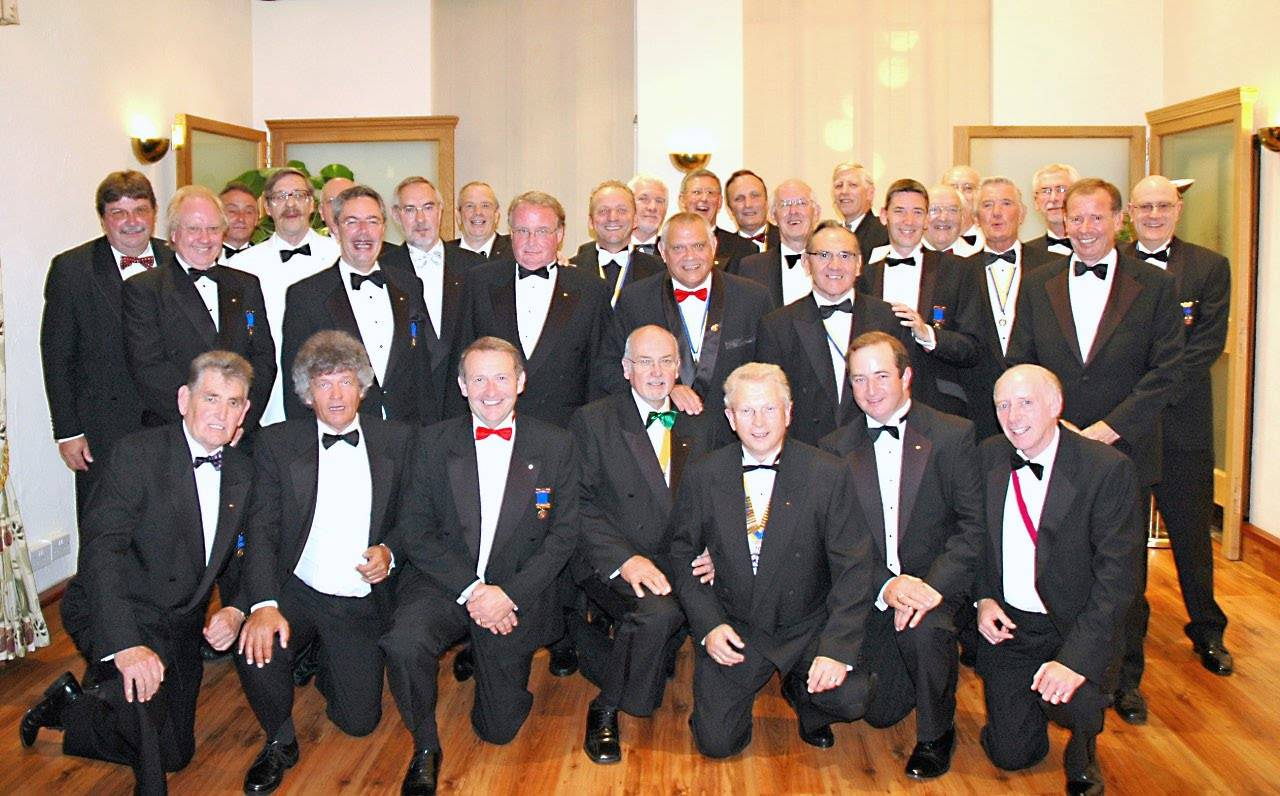 Club celebrates 25 years Charter celebration